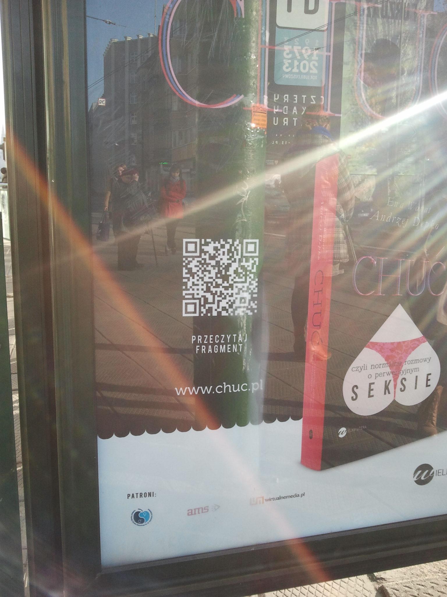 QR code Citylight 1